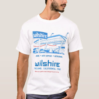 Wilshire Gas Station T-Shirt