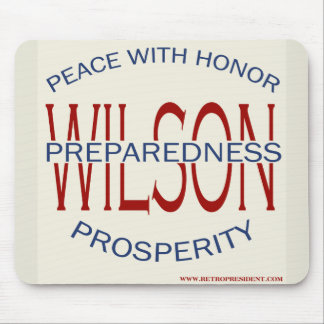 Wilson-1916 - Customized Mouse Pad