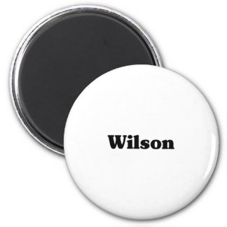 Wilson  Classic t shirts Fridge Magnets