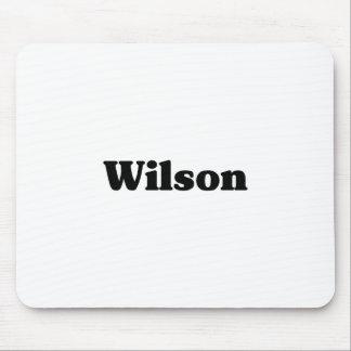 Wilson  Classic t shirts Mousepad