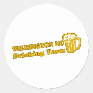 Wilson Drinking Team tee shirts Stickers