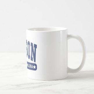 Wilson North Carolina College Style tee shirts Mugs