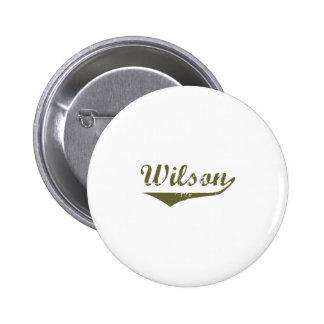Wilson  Revolution t shirts Pinback Button