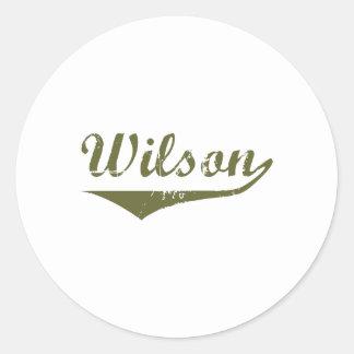 Wilson  Revolution t shirts Stickers