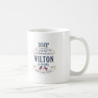 Wilton, Alabama 100th Anniversary Mug