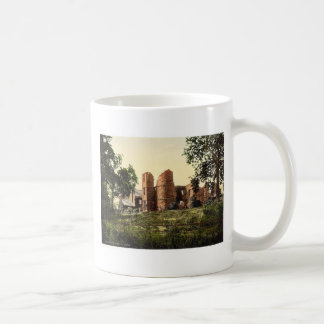 Wilton Castle, Ross-on-Wye, England rare Photochro Coffee Mug