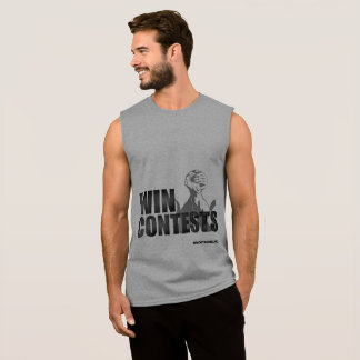 WIN CONTESTS Sleeveless Tee