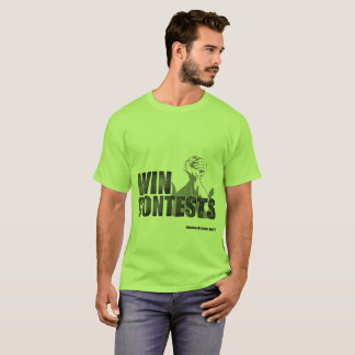 WIN CONTESTS T-Shirt