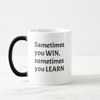Win & Learn MUG