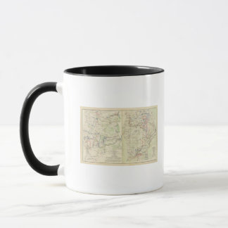 Winchester, Fisher's Hill, Cedar Creek Mug
