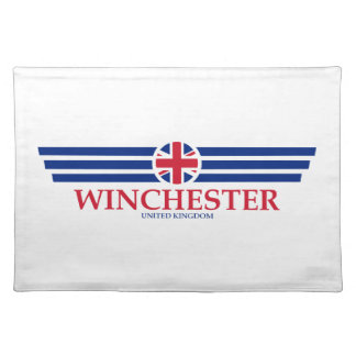 WINCHESTER PLACEMAT