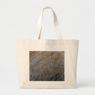 Wind aged sandstone with natural element patterns jumbo tote bag