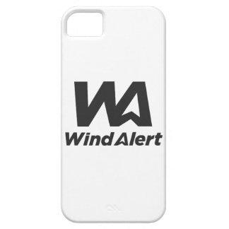 Wind Alert iPhone5 case