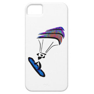 Wind and Wave iPhone 5 Cover