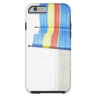 Wind Break on Beach Tough iPhone 6 Case
