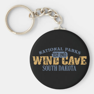 Wind Cave National Park Key Ring