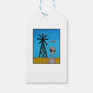Wind Disk Gift Tags