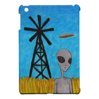 Wind Disk iPad Mini Cases