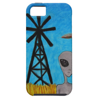Wind Disk iPhone 5 Cover