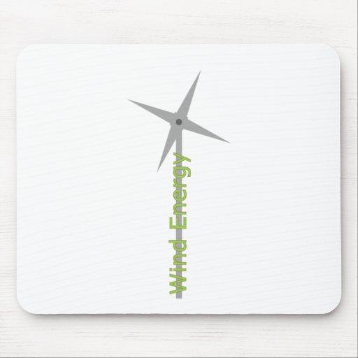 wind energy mousepad