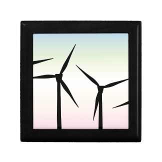 Wind Farm Morning Gift Box