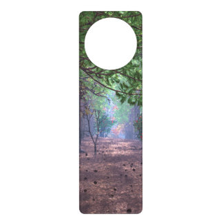Wind in the Pines Door Hanger