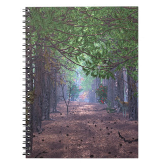 Wind in the Pines Notebook
