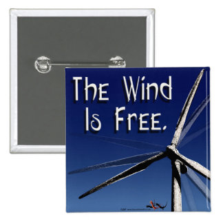 Wind is Free Button