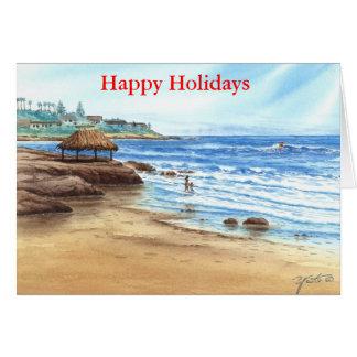 WIND N' SEA, LA JOLLA, CALIFORNIA CARD