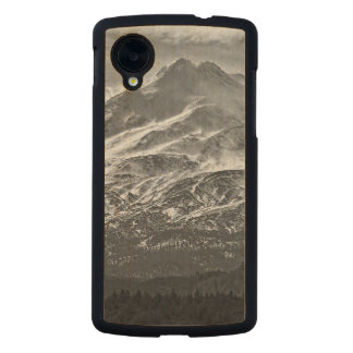 WIND ON THE MOUNTAIN CARVED® MAPLE NEXUS 5 CASE