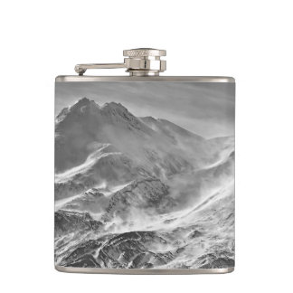 WIND ON THE MOUNTIAN HIP FLASKS
