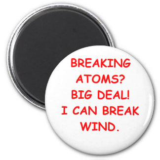 WIND.png 6 Cm Round Magnet