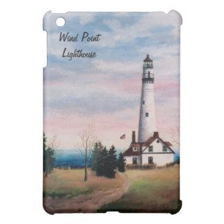 Wind Point Lighthouse IPad Case
