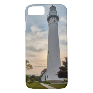 Wind Point Lighthouse Phone Case