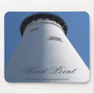 Wind Point, Racine WI Mouse Pads