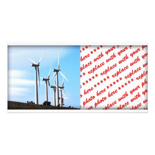 Wind Power (2) Picture Card
