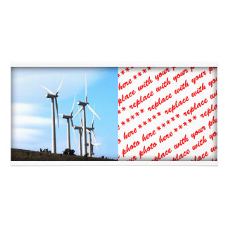 Wind Power 2 Picture Card