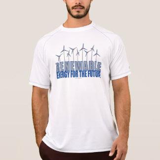 Wind Power Turbines Tee Shirts