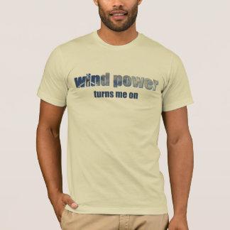 Wind Power Turns! T-Shirt