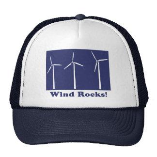 Wind Rocks Hat
