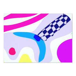 Wind Says 13 Cm X 18 Cm Invitation Card
