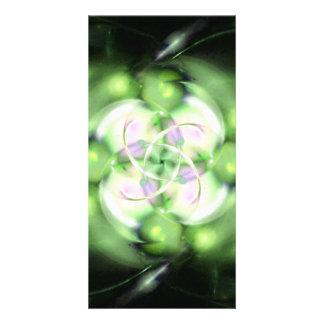 Wind Shuriken Photo Card