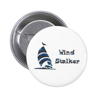 Wind Stalker Pin