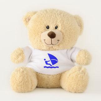 Wind Surfer Teddy Bear