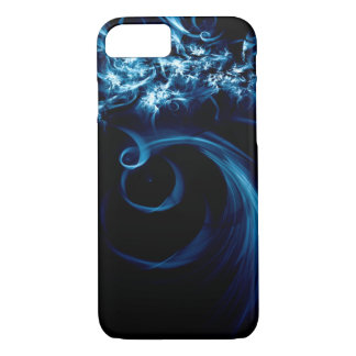 Wind Tunnel Fractal iPhone 7 Case
