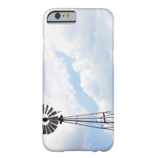 Wind Turbine in field Barely There iPhone 6 Case