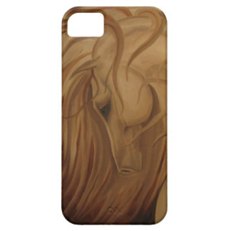 Windblown Classical Horse iPhone 5 Cover