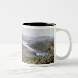 Windermere: from Orrest Head Two-Tone Coffee Mug