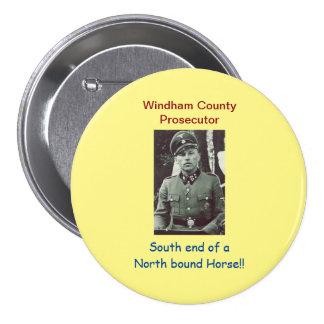 Windham County #2: Round Button