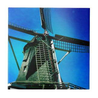 Windill in Amsterdam Ceramic Tile